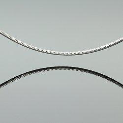 Łańcuszek srebrny linka z przedłużką