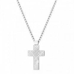 Krzyżyk ze stali szlachetnej