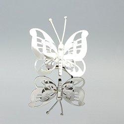 Pierścionek srebrny motyl